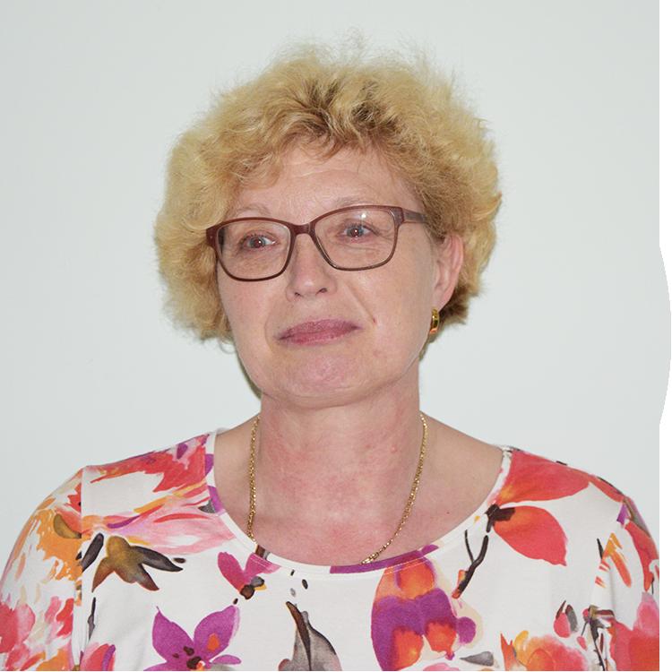 Kirchenvorsteherin Saal - Gabriele Weber - Vertrauensfrau