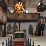 Evangelische Sankt Georgskirche - Innenraum