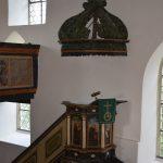 Evangelische Sankt Georgskirche - Kanzel