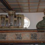 Evangelische Sankt Georgskirche Waltershausen - Orgel