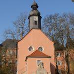 Evang. St Georgskirche Waltershausen