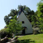 Evangelische Erlöserkirche Saal an der Saale - im Sonnenschein