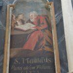 Evangelische Sankt Georgskirche Waltershausen - Gemälde S. Matthäus