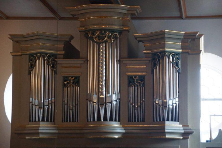 St. Georgskirche - Orgel