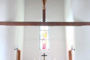 Evangelische Erlöserkirche Saal an der Saale - Altarseite
